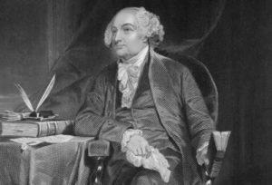 John Adams - prominent figure in American Revolutionary War
