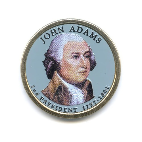 John Adams - prominent figure in American Revolutionary War