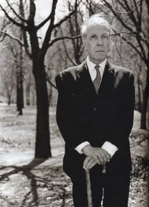 Borges - poet and essayist