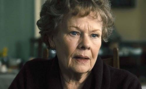 Judi Dench – English actress