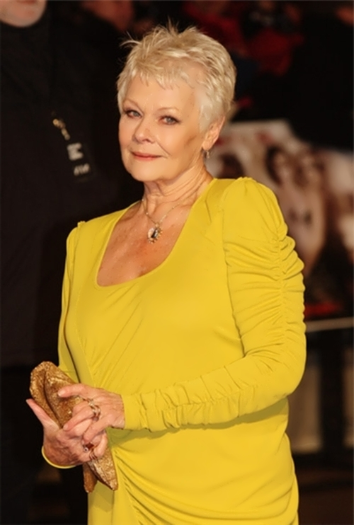 Judith Dench - British film and stage actress