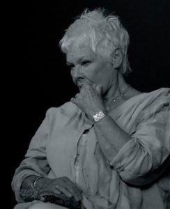 Judith Dench – brilliant actress