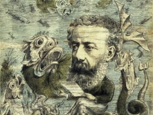 Jules Gabriel Verne - French geographer and writer