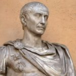 Gaius Julius Caesar - brilliant Roman general