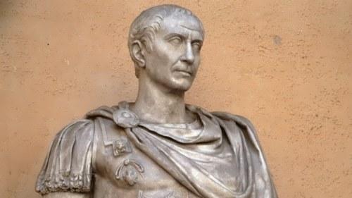 Gaius Julius Caesar - brilliant Roman general