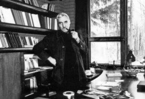 Simonov - Soviet writer and poet