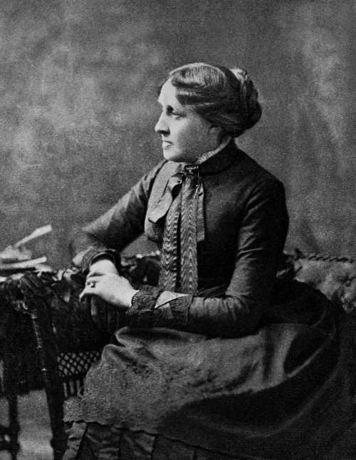 Alcott was - U.S. author
