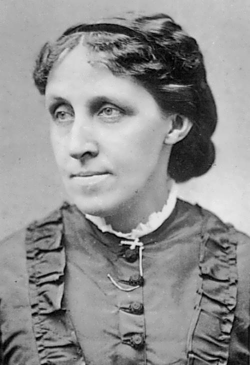 Louisa May Alcott – American author
