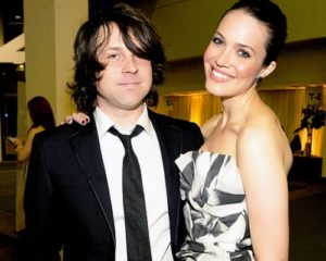 Mandy and Ryan Adams