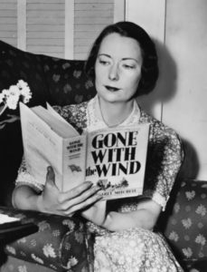 Margaret Mitchell – creator of legend