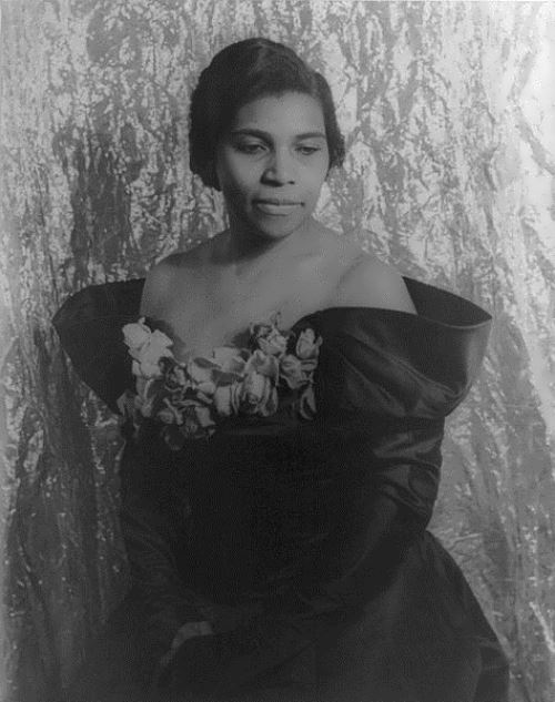 Marian Anderson – wonderful singer