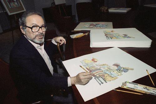 Maurice Sendak - American illustrator