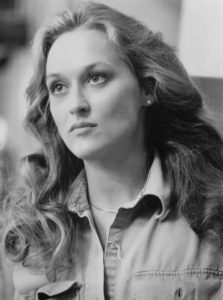 Meryl Streep – woman with thousand faces