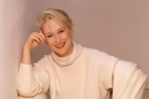 Meryl - one of the greatest actresses of our time