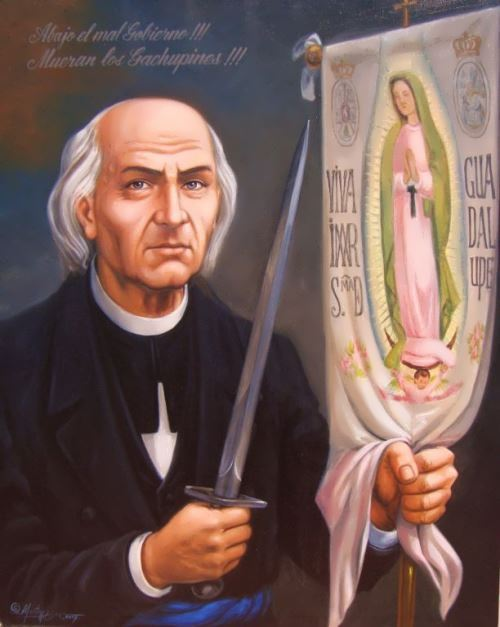 Miguel Hidalgo y Costilla - Father of Mexican Independence