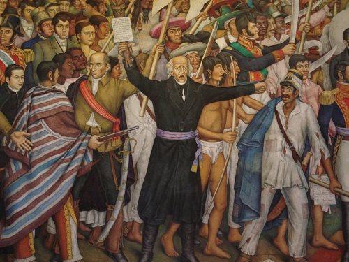Hidalgo y Costilla - Mexican rebel priest