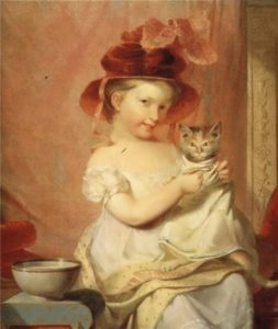 Little Miss Hone, 1824