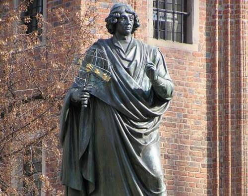 Monument to Copernicus