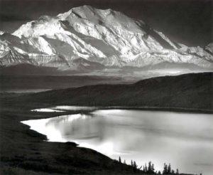 Mount McKinley and Wonder Lake
