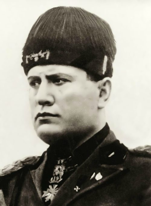 Mussolini - First Marshal of the Empire