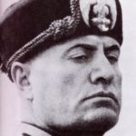 Mussolini - Italian politician and statesman