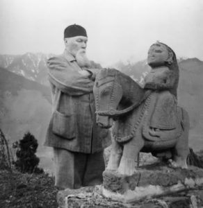 Nicholas Roerich – archaeologist and ethnographer