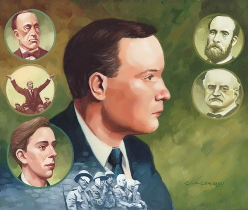 Pearse - lawyer and revolutionary nationalist
