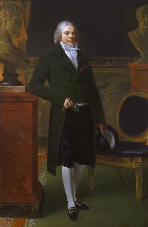 Pierre-Paul Prud'hon (1758-1823). Charles-Maurice Talleyrand
