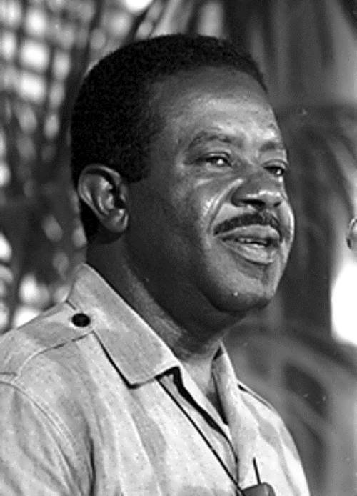 Ralph Abernathy - civil rights leader