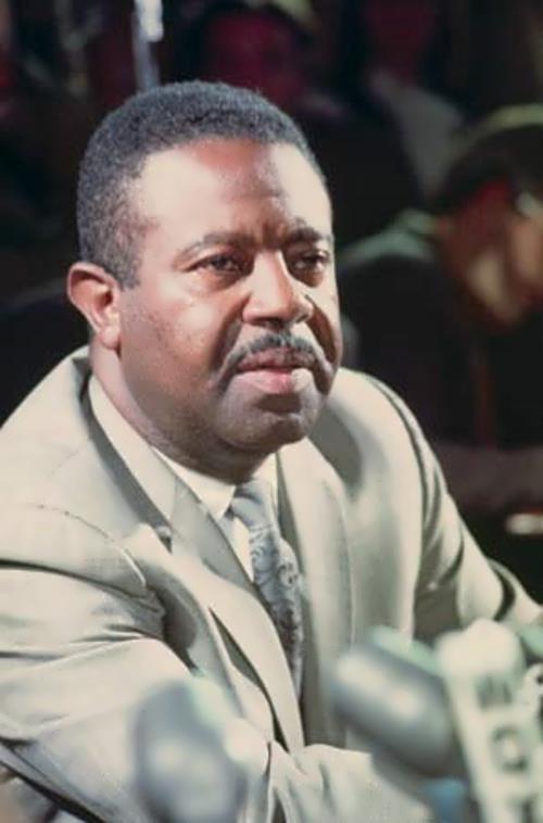 Ralph Abernathy - civil rights leader