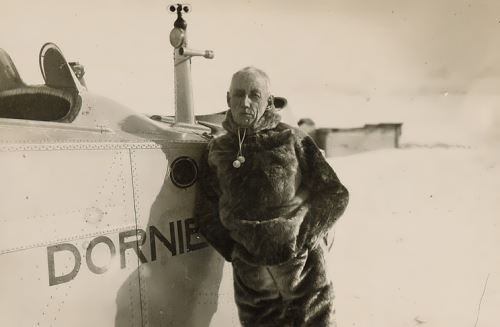 Roald Amundsen 1925