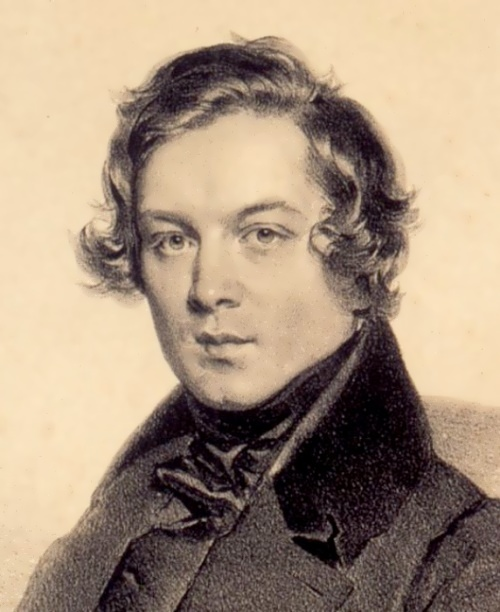 Robert Schumann - German composer