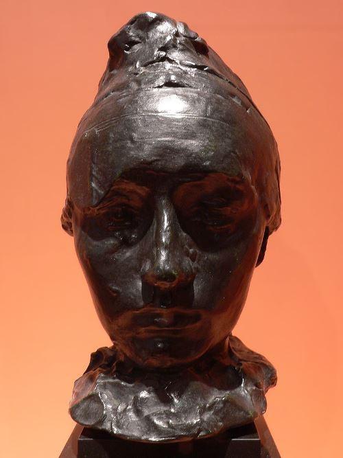 Auguste Rodin. Camille Claudel, 1886