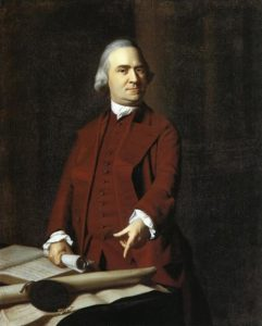 Samuel Adams - colonial leader