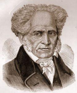 Arthur Schopenhauer - German philosopher