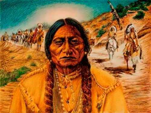 Sitting Bull - Native American