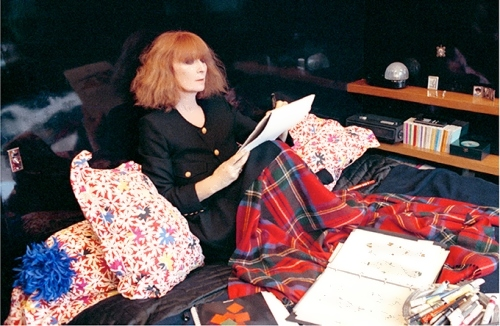 Sonia Rykiel - Queen of Knitwear