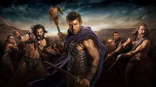 Spartacus - gladiator and rebel slave leader