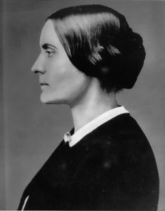 Susan Brownell Anthony – famous suffragette
