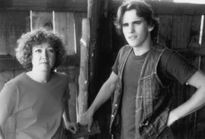 S.E. Hinton - author of popular fiction for young adults