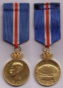 The South Pole Medal