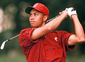 Tiger Woods – great golfer
