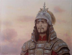Tormosov Viktor. Genghis Khan