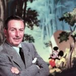 Walt Disney – great cartoonist