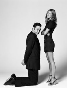 Aniston and Vince Vaughn