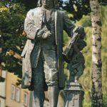 Monument to Johann Sebastian Bach