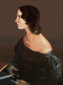 Emily by her brother Branwell Bronte