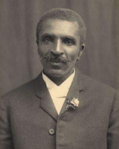 George Washington Carver - American botanist, 1910