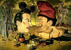 Dali and Disney