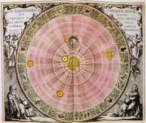 The heliocentric system of the world